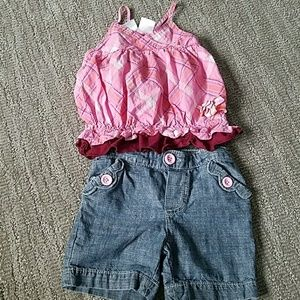 Other - 18-24mo summer outfit. EUC!